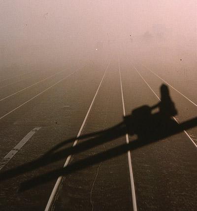 Approaching-Reading-in-fog