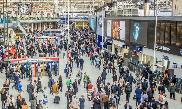 ORR figures establish Waterloo as Britain's busiest railway station