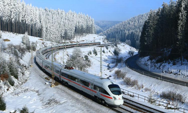 Deutsche Bahn Avoiding the impact of winter weather