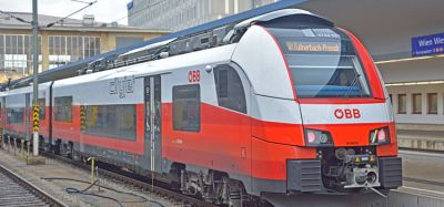ÖBB orders Desiro ML trains from Siemens Mobility