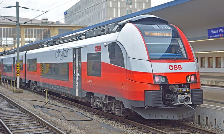 ÖBB orders Desiro ML trains from Siemens Mobility