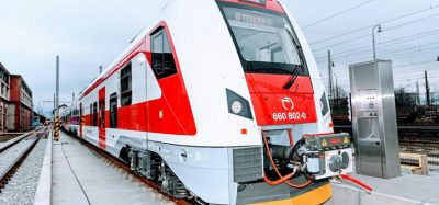 ŽSSK reveals Panter EMU for the Žilina and Trenčín region