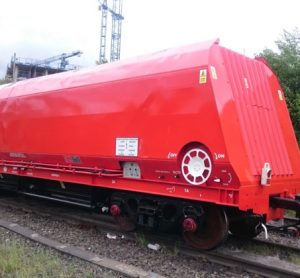 DB Cargo UK introduces new HRA aggregate hopper wagons