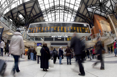 2016 rail fares to rise by an average 1.1 percent