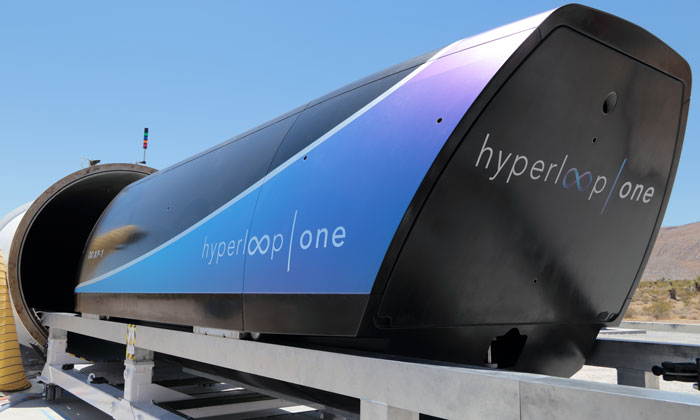 Virgin Hyperloop One technology deemed ready for safety assessment