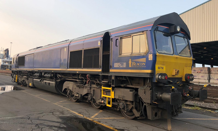 GB Railfreight to introduce three Class 66 locomotives to the UK rail network