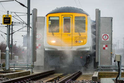 40m Thameslink Programme railway cleaning facility opens
