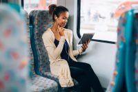 Can 5G development boost cellular connectivity on trains?