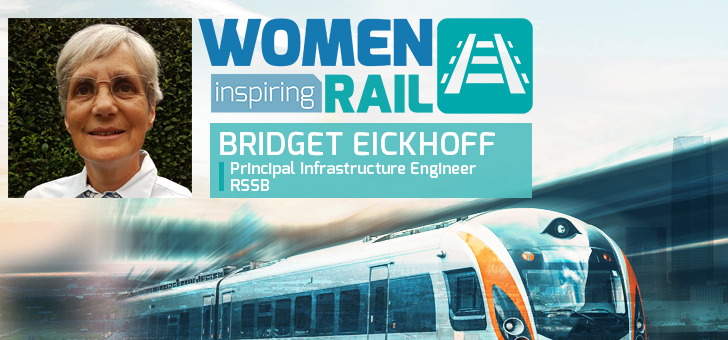 Women Inspiring Rail: A Q&A with Bridget Eickhoff, Principal Infrastructure Engineer, RSSB