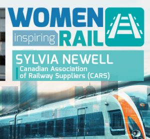 Women Inspiring Rail: A Q&A with Sylvia Newell, CARS