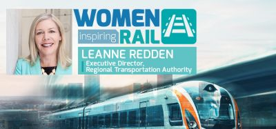 Women Inspiring Rail: A Q&A with Leanne Redden, Executive Director, Regional Transportation Authority