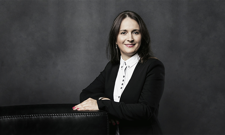 Joanna Siemieniuk, Managing Director and PresJoanna Siemieniuk, Managing Director and President of Dellner Polandident of Dellner Poland