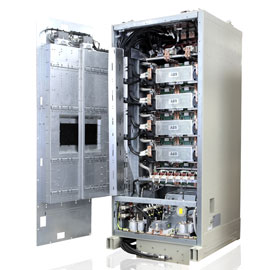 ABB's traction converter BORDLINE CC750