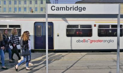 Abellio awarded East Anglia rail franchise