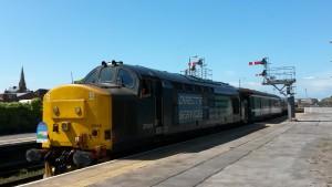 Additional locomotive hauled trains for Cumbrian coastal route