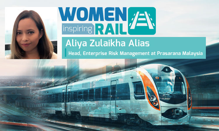 Aliya Zulaikha Alias - Head, Enterprise Risk Management at Prasarana Malaysia
