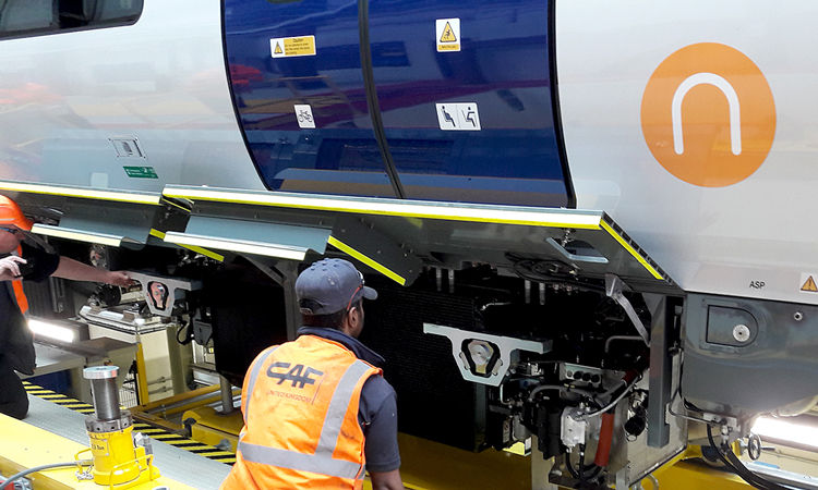 Northern's Allerton depot completes £6 million overhaul