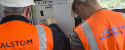 Alstom acquires total share of Signalling Solutions Ltd