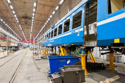 Alstom finalises acquisition of Motala Train AB