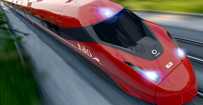 Alstom unveils Pendolino design
