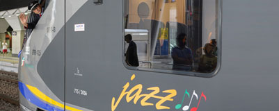 "Alstom delivers ""Jazz"""