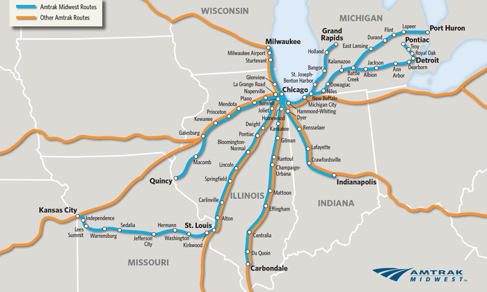 New locomotives for Illinois and Wisconsin from Siemens