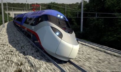 Amtrak awards high-speed train contract for Northeast Corridor