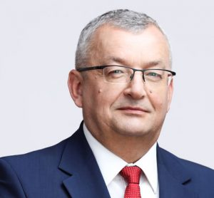 Andrzej Adamczyk Poland Minister of Infrastructure