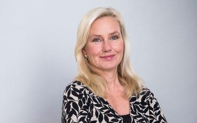 Anna Johansson, Minister for Infrastructure, Sweden