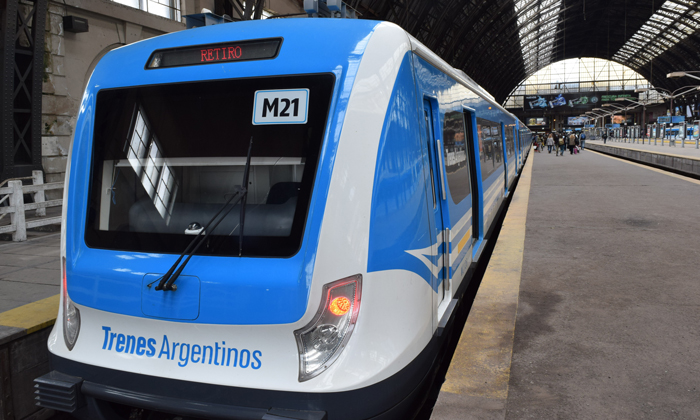 New signalling systems for Argentina supplied by Alstom