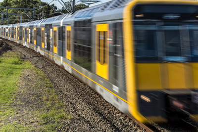 Australia receives its first ETCS Level 2 signalling system in Sydney
