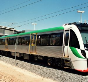 Bombardier celebrates the final delivery of B-series trains for Perth, Australia