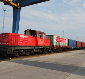 ?BB Rail Cargo Group launches connection between Xi'an and Budapest