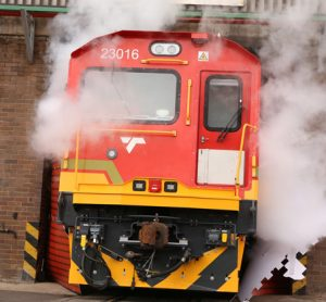 Bombardier delivers first TRAXX locomotive to South Africa