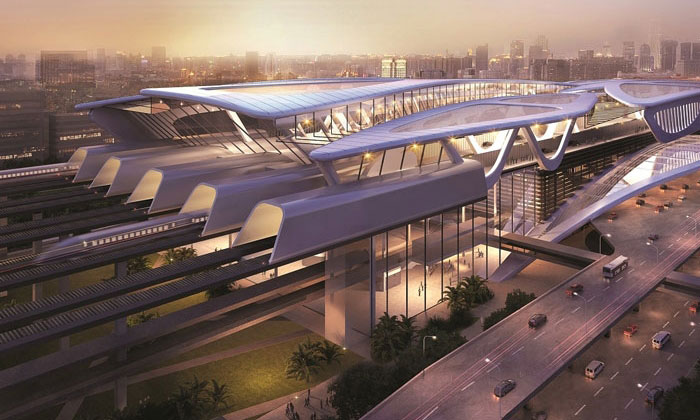 MyHSR Corp unveils concept designs for the seven KL-SG HSR stations in Malaysia