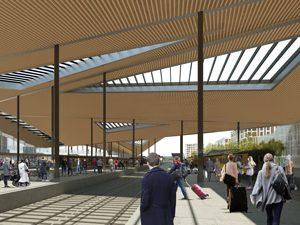 Belfast Transport Hub regeneration project gets underway