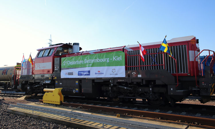 New Bettembourg-Dudelange to Kiel connection launched