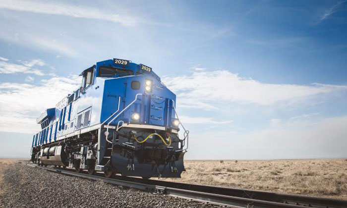 GE Transportation joins Blockchain in Transport Alliance