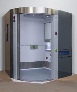 Birley toilet unit