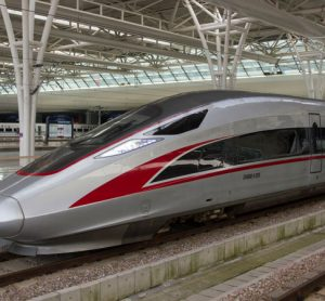 Bombardier joint venture wins Chinese high-speed train contract