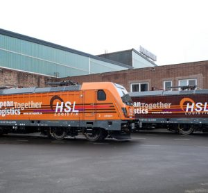 Bombardier hands over first three of 52 TRAXX locomotives to Akiem