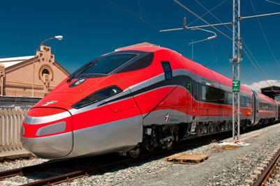 Bombardier Wins 10-Year Fleet Maintenance Contract with Trenitalia