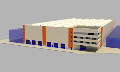 Foundation stone laid for new final assembly hall in Germany