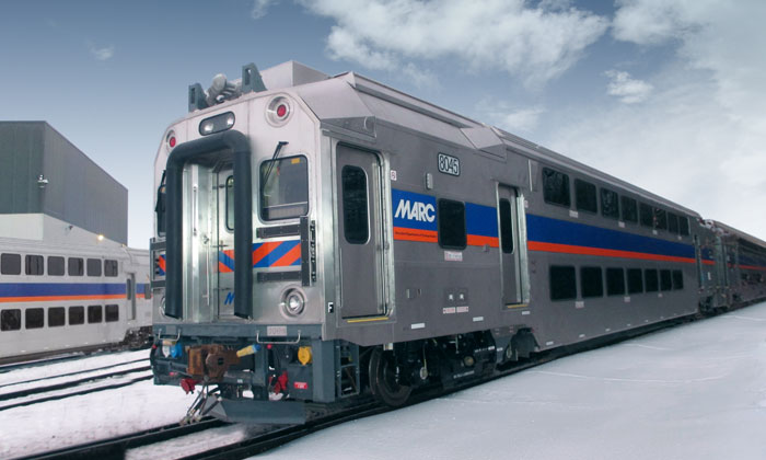 Maryland Transit Administration awards Bombardier a five-year extension