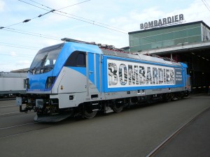 Bombardier announces IPO in Transportation division