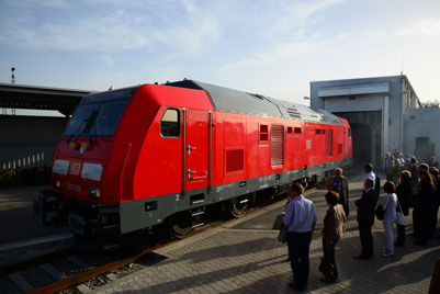 Diesel Multi-engine Locomotives
