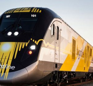 Brightline executive