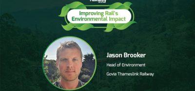 Govia Thameslink Railway's commitment to meeting key environmental targets