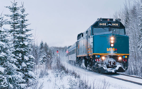 Building passenger rail: the answer to congestion in Canada…
