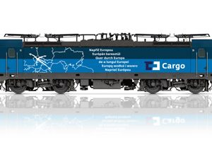 ČD Cargo signs contract for 5 Siemens Vectron locomotives